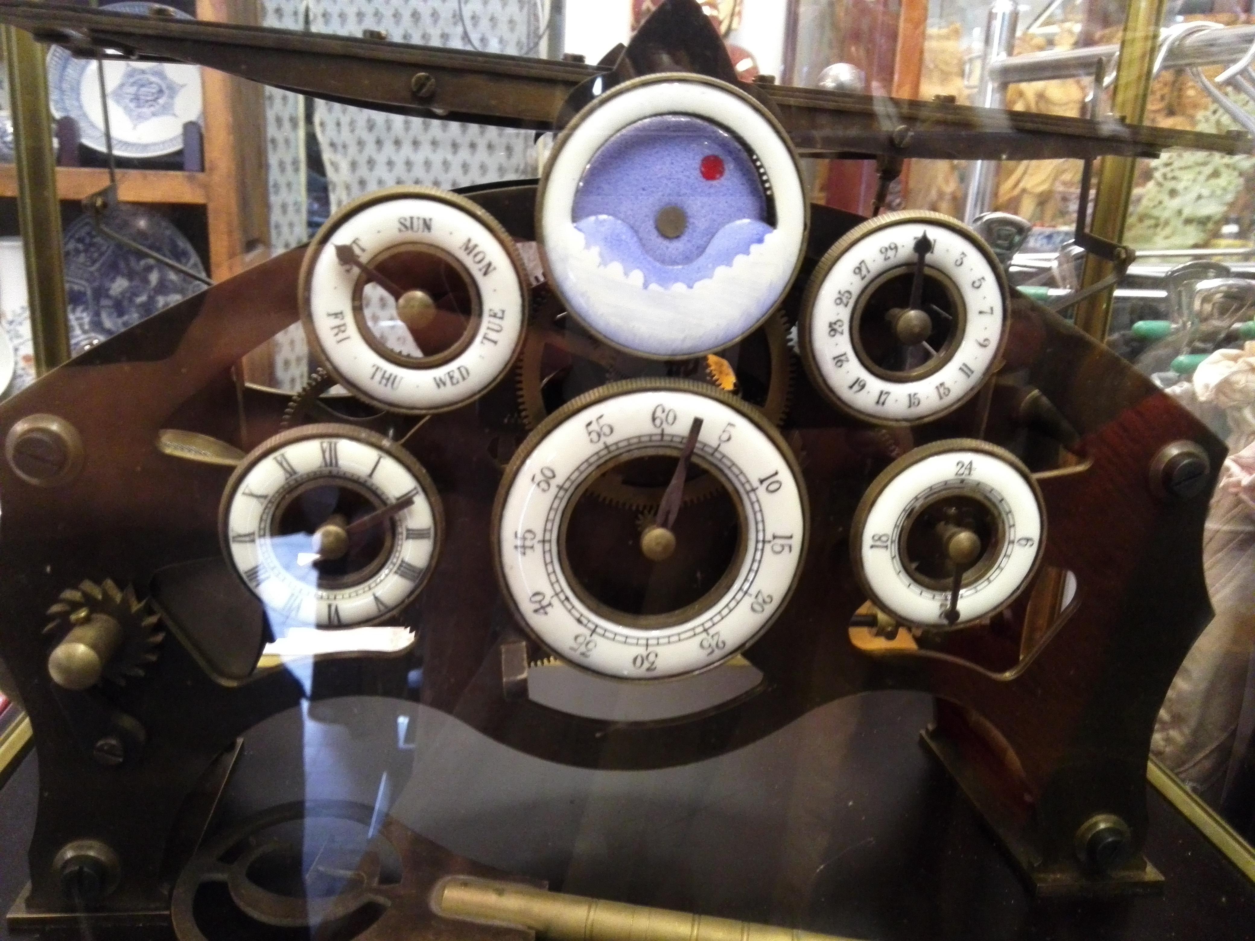 軽井沢仕掛け時計 (1)