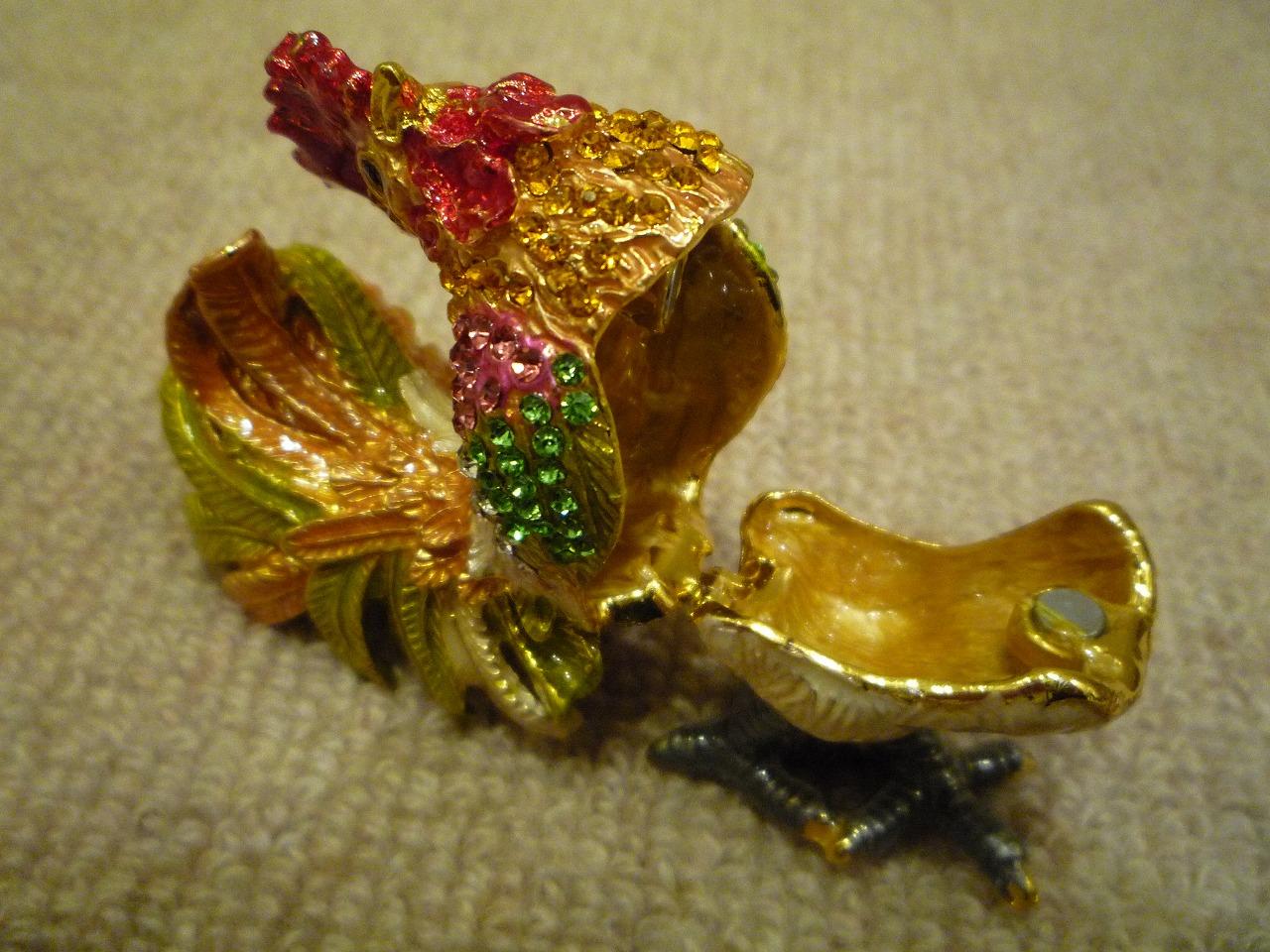 s-ジルコニアエナメルボックス鶏サイズ小 (4)